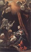 LANFRANCO, Giovanni Annunciation oil painting artist