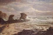 Louis Buvelot Childers Cove oil painting picture wholesale