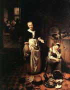 MAES, Nicolaes The Idle Servant oil painting picture wholesale