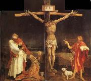 Matthias Grunewald The Crucifixion from the isenheim Altarpiece oil painting picture wholesale