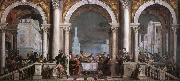Paolo Veronese The guest time in the house of Levi oil painting picture wholesale