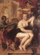 Peter Paul Rubens Bathsheba at the Fountain oil painting picture wholesale