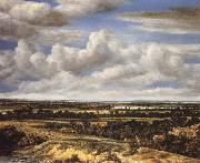 Philips Koninck An Extensive Landscape with a Road by a River oil painting picture wholesale