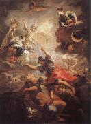 RICCI, Sebastiano Allegory of Tuscany oil painting picture wholesale
