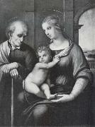 Raphael The Holy Family oil painting picture wholesale