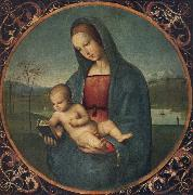 Raphael The Conestabile Madonna oil painting picture wholesale