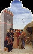 SASSETTA The Legend of the Wolf of Gubbio oil painting picture wholesale