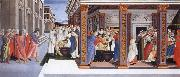 Sandro Botticelli incidents in the life of Saint Zenobius oil painting picture wholesale