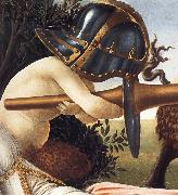 Sandro Botticelli Detail of Venus and Mars oil painting picture wholesale