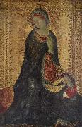 Simone Martini The Madonna From the Annunciation oil painting picture wholesale