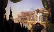 Thomas Cole The Architect-s Dream oil painting picture wholesale