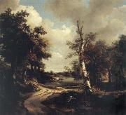Thomas Gainsborough Drinkstone Park oil painting picture wholesale