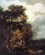 Thomas Gainsborough Landscape with a Peasant on a Path oil painting picture wholesale