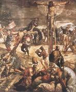 Tintoretto Crucifixion oil painting picture wholesale