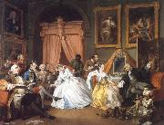 William Hogarth Marriage a la Mode IV The Toilette oil painting picture wholesale