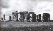 unknow artist Stonehenge Sailsbury Plain oil painting picture wholesale