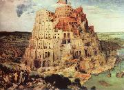 unknow artist THe Tower of Babel oil painting picture wholesale
