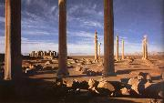 unknow artist Persepolis iran oil painting picture wholesale