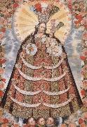 unknow artist The Virgin of the Rosary of Pomato oil painting picture wholesale