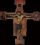 unknow artist Cross with the Crucifixion oil painting picture wholesale