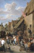 David Teniers wedding scene oil painting picture wholesale