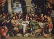 Francesco Bassano the younger The communion oil painting picture wholesale