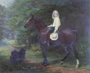 Margaret Collyer Oil undated here Favourite Pets oil painting picture wholesale