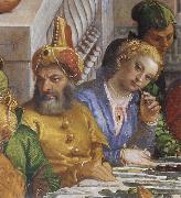 Paolo  Veronese The wedding to canons oil painting picture wholesale
