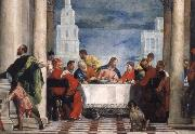 Paolo Veronese the guest meal of the Levi oil painting picture wholesale