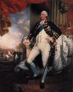 Thomas Pakenham George III,King of Britain and Ireland since 1760 oil