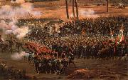 Thomas Pakenham The Revolutionary army in action oil painting picture wholesale