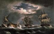 Thomas Pakenham Most of the French armada sent to Bantry By Limped back in January 1797 to their bases in France oil