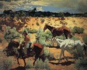 Walter Ufer The Southwest oil painting picture wholesale