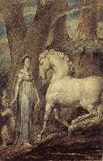 William Blake The Horse, out of William Hayleys Ballads oil painting picture wholesale