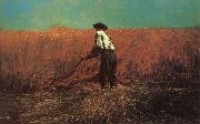 Winslow Homer The Veteran in a New Field oil painting picture wholesale