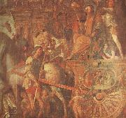 Andrea Mantegna Caesar-s Chariot oil painting picture wholesale