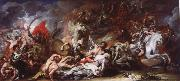Benjamin West Death on the Pale Horse oil painting picture wholesale