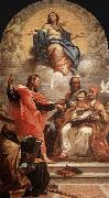 Carlo Maratti Assumption and the Doctors of the Church oil painting picture wholesale