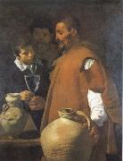 Diego Velazquez the water seller of Sevilla oil painting picture wholesale