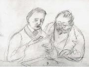 Edgar Degas Notebook Sketches oil painting picture wholesale