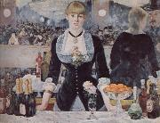 Edouard Manet A bar at the folies-bergere oil painting picture wholesale