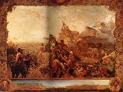 Emanuel Leutze Westward the course of empire oil painting picture wholesale