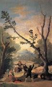 Francisco Goya The Swing oil painting picture wholesale