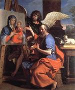 GUERCINO St Luke Displaying a Painting of the Virgin oil painting picture wholesale