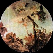 Giovanni Battista Tiepolo Discovery of the True Cross oil painting picture wholesale