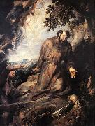 Peter Paul Rubens St Francis of Assisi Receiving the Stigmata oil painting picture wholesale