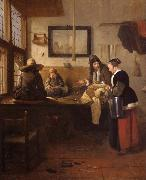 REMBRANDT Harmenszoon van Rijn The tailor-s Workship oil painting picture wholesale