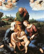 Raffaello The Canigiani Madonna oil painting picture wholesale