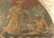 UCCELLO, Paolo Creation of Adam oil painting picture wholesale