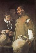 Velasquez The Warter-seller of Seville oil painting artist